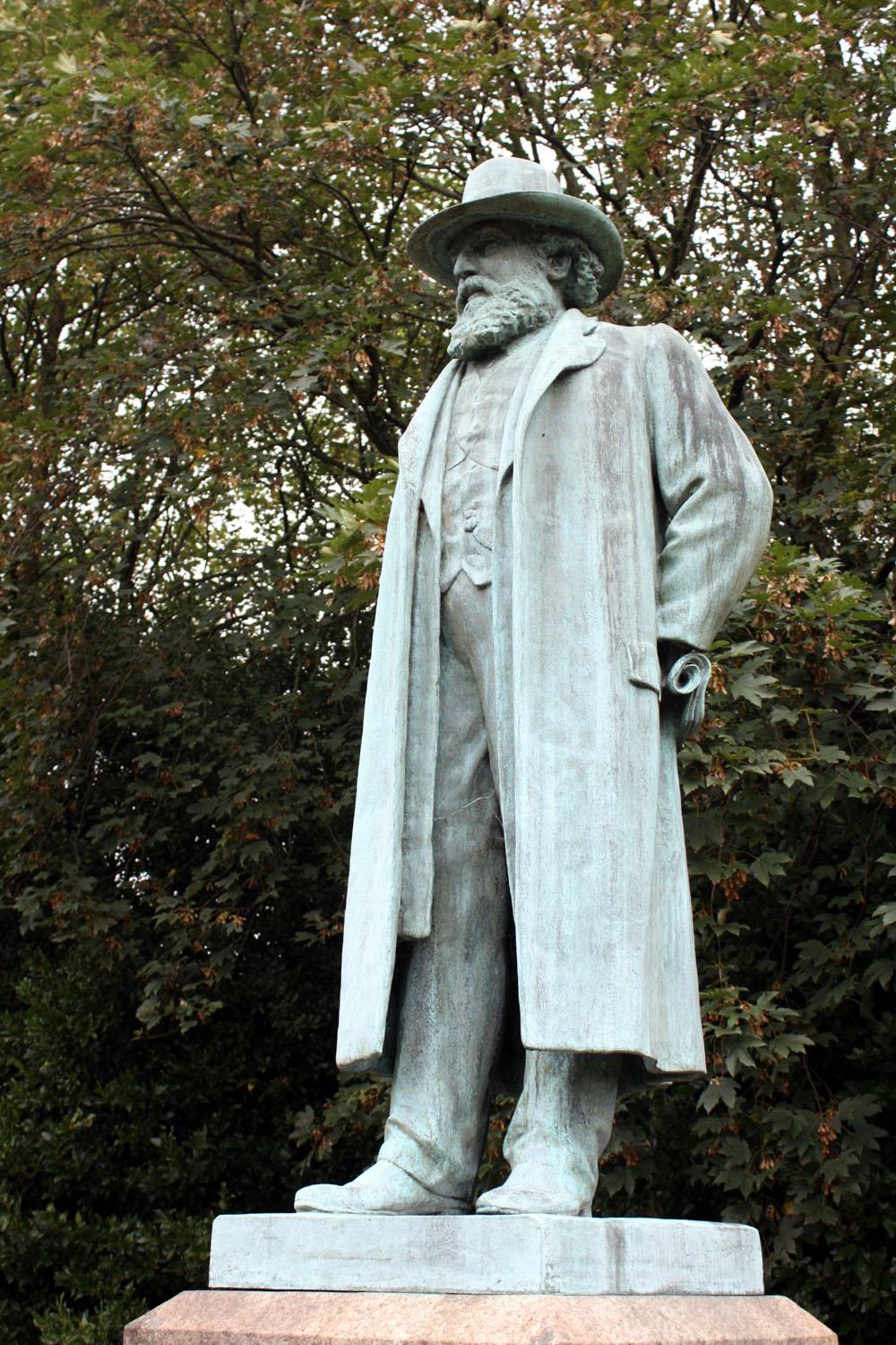 Ludwig Mond Founder of Nickel Works